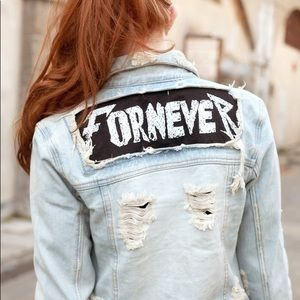 UNIF Fornever Jacket